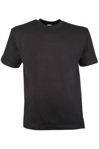 T-Shirt noir uni