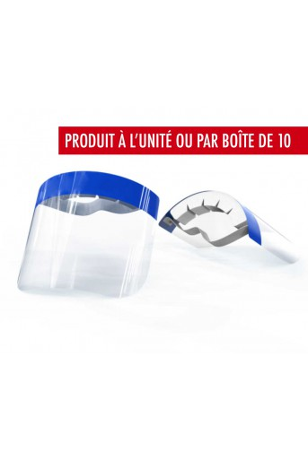 Visière de protection anti-projection