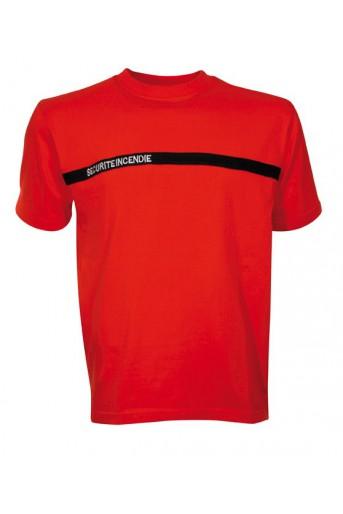 T-Shirt Sécurité Incendie