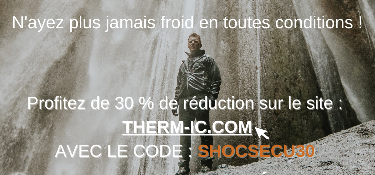 Promo 30% THERM-IC